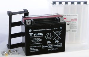 AGM Maintenance Free Battery YTX20HL-BS-PW