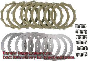 SRK Aramid Fiber Complete Clutch Kit - For 06-16 Yamaha YZF R6