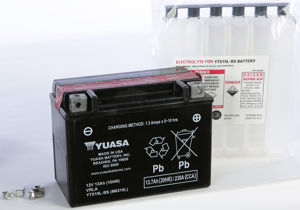 AGM Maintenance Free Battery YTX15L-BS