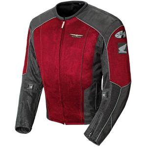 Goldwing Skyline 2.0 Jacket Textile Jacket Mens - LG - Wine / Black - Joe Rocket Skyline 2.0 Textile Mesh Jacket
