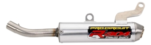 R-304 Shorty Aluminum Slip On Exhaust Silencer - For 03-20 YZ250/X