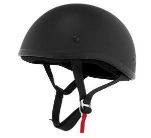 Skid Lid Original MC Helmet - Flat Black Small
