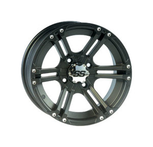 SS212 BLACK WHEEL 14X6 4/115 4+2