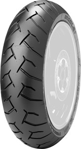 TIRE 190/50-ZR17 DIABLO - Motorcycle Tire