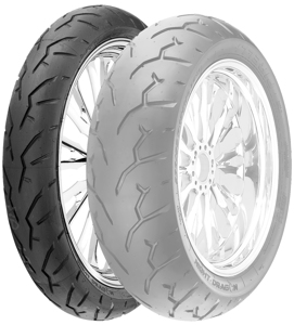 Night Dragon Front Tire 130/80-17 Bias Belted