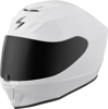 EXO-R420 Full-Face Solid Motorcycle Helmet White X-Small
