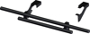 Rear Bumper Black - For 10-19 Polaris Ranger Midsize /Crew