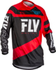 F-16 Jersey Red/Black Youth X-Large