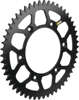 RS Rear Sprocket 46T 420 Black - For 18-21 Yamaha YZ65