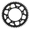 RS Rear Sprocket 52T 520 Black - For Yamaha WR YZ Honda XR