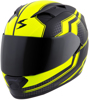 EXO-T1200 Full-Face Alias Motorcycle Helmet Neon Small
