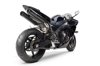 Black Series M2 Aluminum Dual Slip On Exhaust - 09-14 Yamaha R1