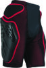 Bionic Freeride Shorts Black/Red X-Large
