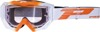 3200LS MX Goggles - Light Sensitive Lens - Orange Venom