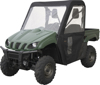 Cab Enclosure Black - For 02-08 Polaris Ranger