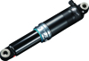 "Air Cannon Mono R Shocks 13"" - For 84-17 Harley Touring"