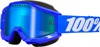 Accuri Reflex Blue Snow Goggles - Blue Dual Mirrored Lens