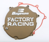 FACTORY RACING - CLUTCH COVER MAGNESIUM 03-05 Kawasaki KX125