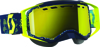 Goggle Prospect Snow Yellow/Blue Amp Yellow Chrome Lens