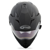 Gm-11S Dual-Sport Snow Helmet Matte Blk W/Electric Shield Lg
