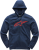 Ageless II Fleece Navy & Red Medium
