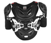 Chest Protector 5.5 Pro HD 150-198 lbs Black - Hard Shell w/ 3DF