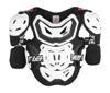 Chest Protector 5.5 Pro HD 150-198 lbs White