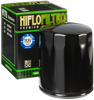 Oil Filter Black - For 90-18 H-D Tour Dyna Softail Buell X/S/M