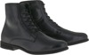 Parlor Drystar Leather Street Riding Shoes Black US 12