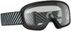 Buzz MX Goggle Black w/Clear Lens