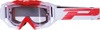 3200LS MX Goggles - Light Sensitive Lens - Red Venom