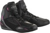 Faster-3 Street Riding Shoes Black/Gray/Pink US 8.5