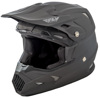 Toxin Resin Helmet Matte Black Youth Small