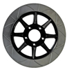 "High Carbon Steel Phoenix Front Rotor Black 11.5"" - For 00-16 HD"