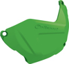 Clutch Cover Protector Green - For 09-17 Kawasaki KX250F