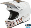 Formula CC Primary L.E. Motorcycle Helmet White / Copper X-Large