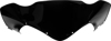 Windshield Black - Low - For 03-11 Arctic Cat M Firecat