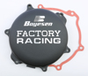 Black Factory Racing Clutch Cover - 05-18 Yamaha YZ125