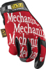 Logo Work Gloves Red Size Large / 10