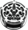Chrome Ace's Wild Billet Air Cleaner