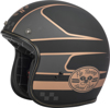.38 Wrench Motorcycle Helmet Black/Copper X-Small