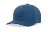 Ageless Emboss Hat Blue Large/X-Large