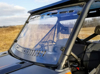 Full Windshield Dual Vent - For 13-17 Polaris Ranger