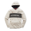 Pole Fleece Hoodie Off White Small