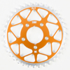 Aluminum Rear Sprocket 38T Orange - For 06-13 KTM