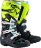 Tech 7 Anaheim 2020 LE MX Boots Grey/Fluo.Yellow/Turq US 12