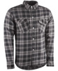 Marksman Riding Flannel Black/Grey 4X-Large