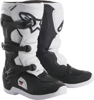Tech 3S Boots Black/White Size 2