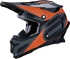 Rise Summit MIPS Full Face Snow Helmet Black/Orange 2X-Large