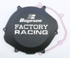 Black Factory Racing Clutch Cover - 02-07 Honda CR250R